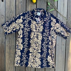 🌴 Mens Hawaiian Shirt